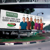 Medicina.com course billboard