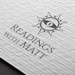 Logo Readings with Matt