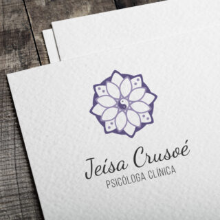 Logo Jeísa Crusoé